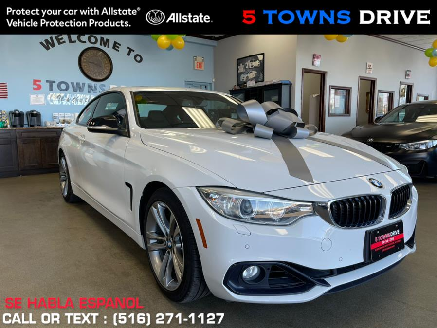 Used BMW 4 Series 2dr Cpe 428i RWD SULEV 2014 | 5 Towns Drive. Inwood, New York