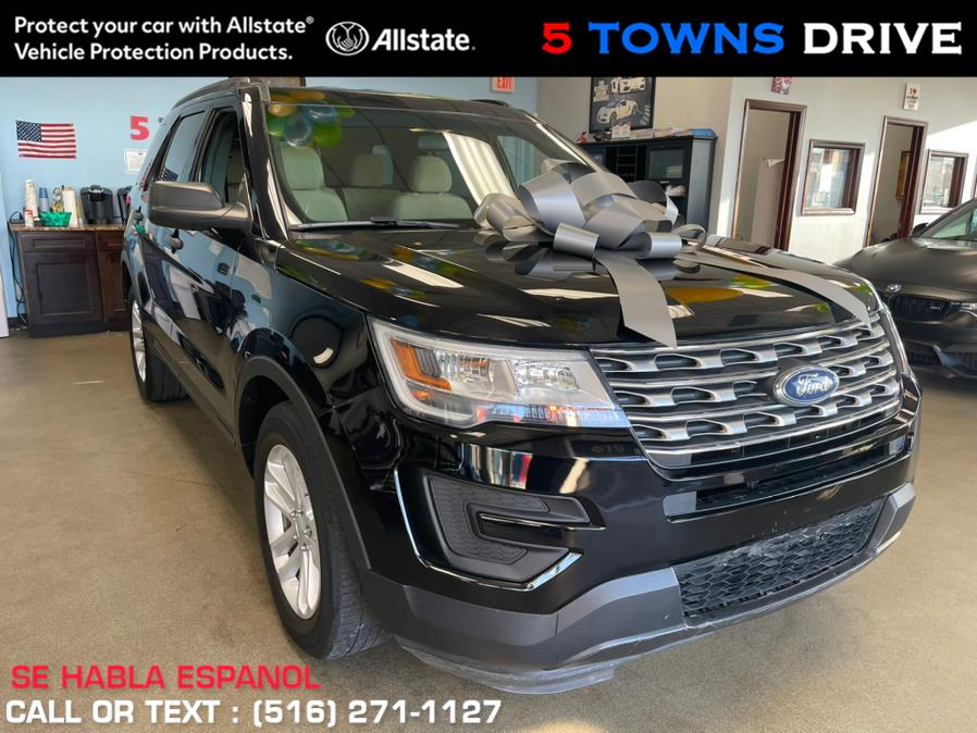 Used Ford Explorer FWD 4dr Base 2016 | 5 Towns Drive. Inwood, New York