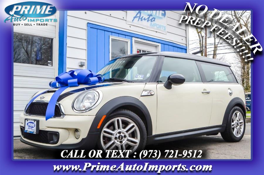 Used 2014 MINI Cooper Clubman in Bloomingdale, New Jersey | Prime Auto Imports. Bloomingdale, New Jersey