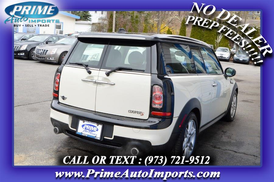 Used MINI Cooper Clubman 2dr Cpe S 2014 | Prime Auto Imports. Bloomingdale, New Jersey