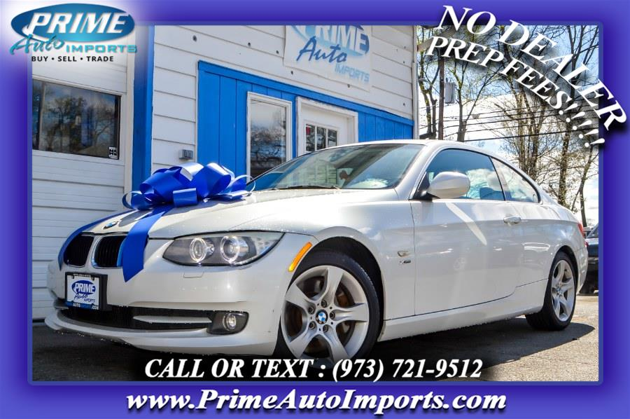 Used BMW 3 Series 2dr Cpe 335i xDrive AWD 2011 | Prime Auto Imports. Bloomingdale, New Jersey