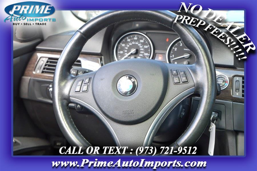 Used BMW 3 Series 2dr Cpe 335i xDrive AWD 2011   Prime Auto Imports. Bloomingdale, New Jersey