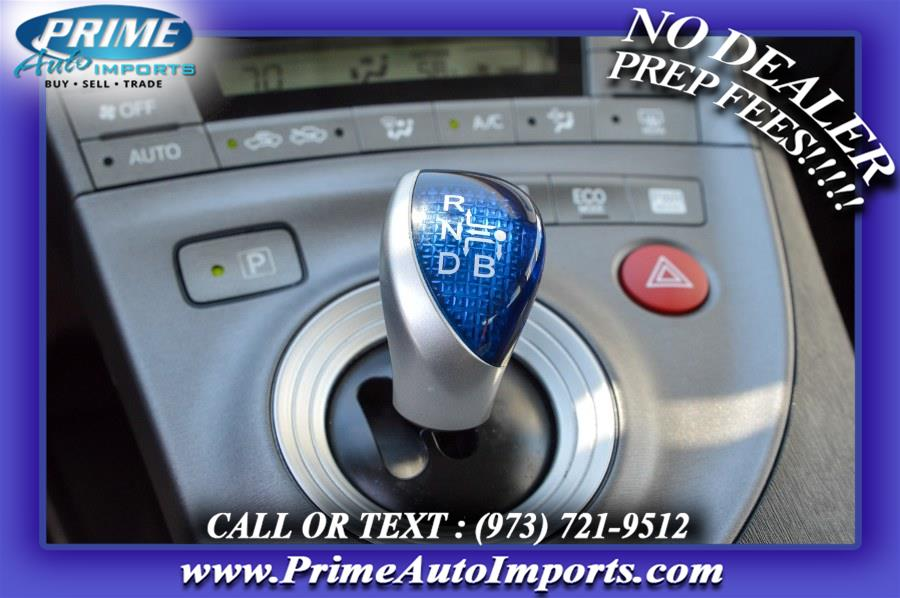 Used Toyota Prius 5dr HB Three (Natl) 2013   Prime Auto Imports. Bloomingdale, New Jersey