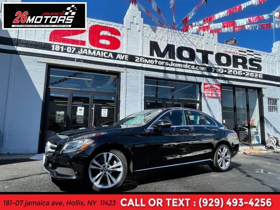 Used 2018 Mercedes-Benz C-Class in Hollis, New York | Jamaica 26 Motors. Hollis, New York