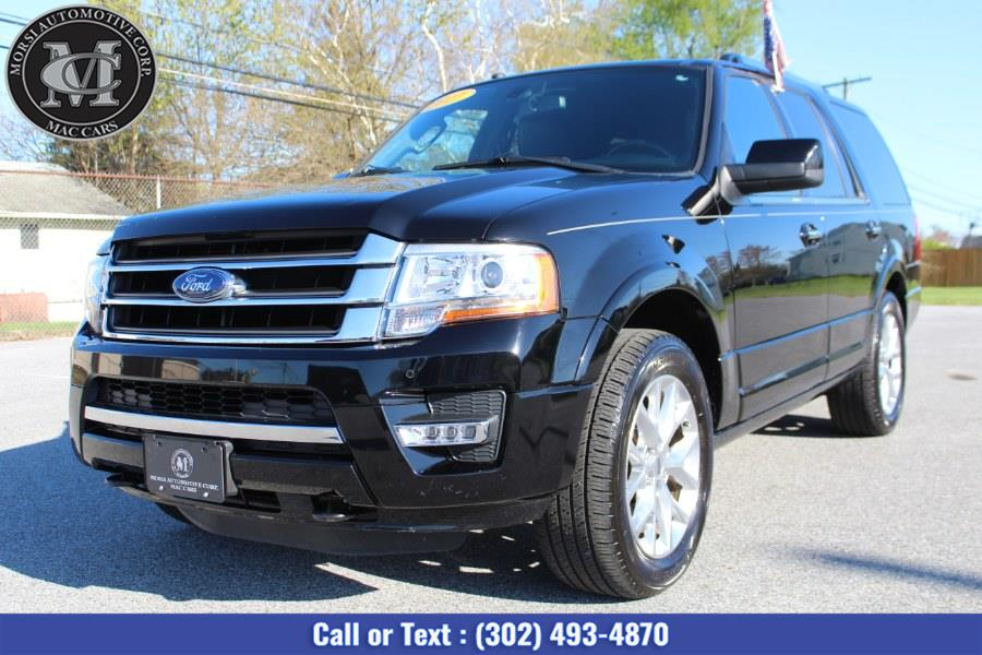 Used Ford Expedition Limited 4x4 2017 | Morsi Automotive Corp. New Castle, Delaware