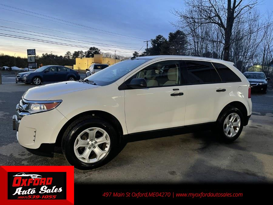 Used Ford Edge 4dr SE AWD 2013 | Oxford Auto Sales. Oxford, Maine