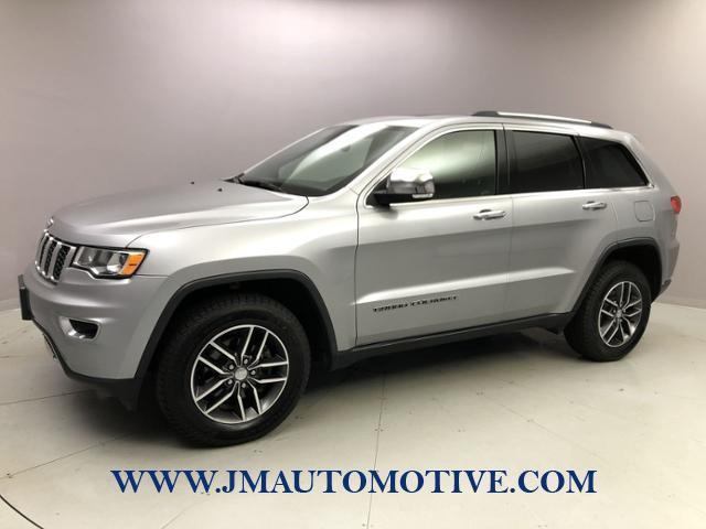 Used Jeep Grand Cherokee Limited 4x4 2018 | J&M Automotive Sls&Svc LLC. Naugatuck, Connecticut