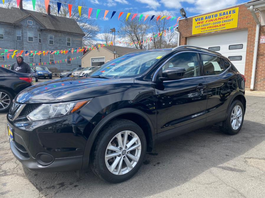 Used Nissan Rogue Sport AWD SV 2019 | VEB Auto Sales. Hartford, Connecticut
