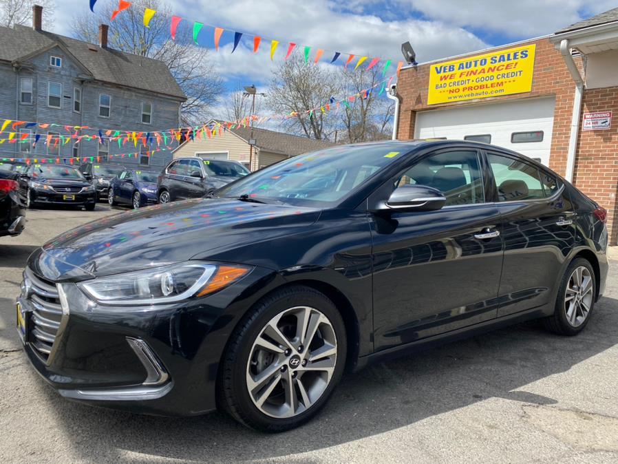 Used Hyundai Elantra Limited 2.0L Auto (Alabama) *Ltd Avail* 2017   VEB Auto Sales. Hartford, Connecticut