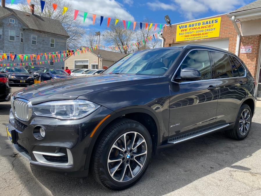 Used BMW X5 xDrive35i Sports Activity Vehicle 2017 | VEB Auto Sales. Hartford, Connecticut