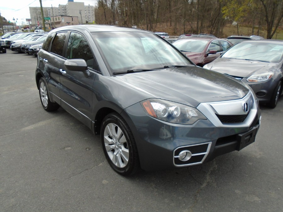 Used Acura RDX AWD 4dr Tech Pkg 2011 | Jim Juliani Motors. Waterbury, Connecticut