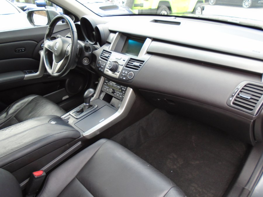 Used Acura RDX AWD 4dr Tech Pkg 2011   Jim Juliani Motors. Waterbury, Connecticut