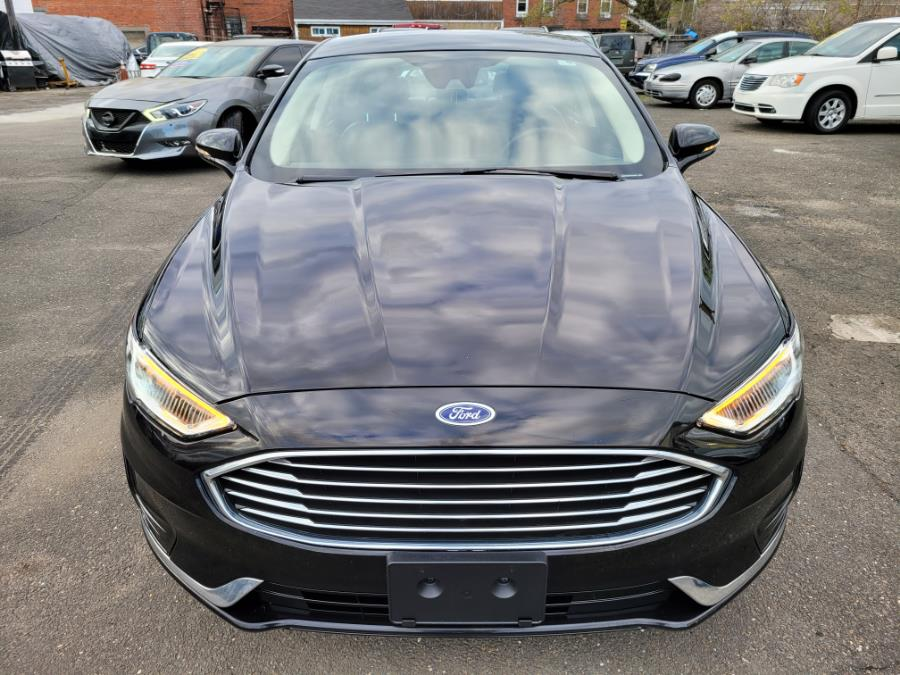 Used Ford Fusion SEL FWD 2019   Affordable Motors Inc. Bridgeport, Connecticut