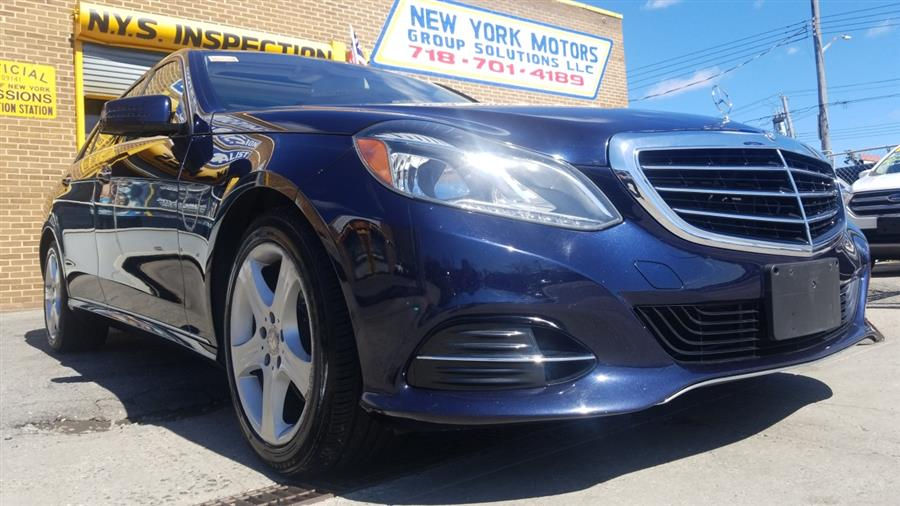 Used 2014 Mercedes-Benz E-Class in Bronx, New York | New York Motors Group Solutions LLC. Bronx, New York