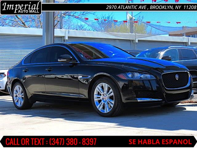 Used Jaguar XF 4dr Sdn 35t Premium RWD 2016   Imperial Auto Mall. Brooklyn, New York
