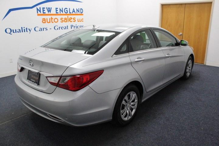Used Hyundai Sonata 4dr Sdn 2.4L Auto GLS 2011 | New England Auto Sales LLC. Plainville, Connecticut