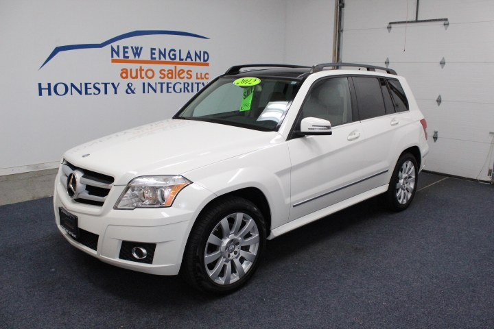 Used 2012 Mercedes-Benz GLK-Class in Plainville, Connecticut | New England Auto Sales LLC. Plainville, Connecticut