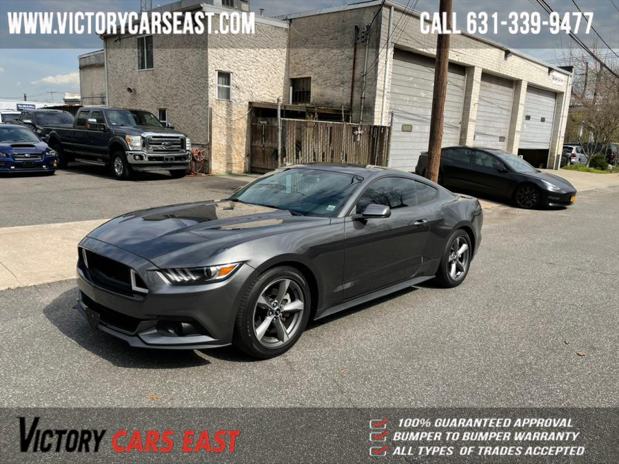 Used Ford Mustang 2dr Fastback EcoBoost 2016 | Victory Cars East LLC. Huntington, New York