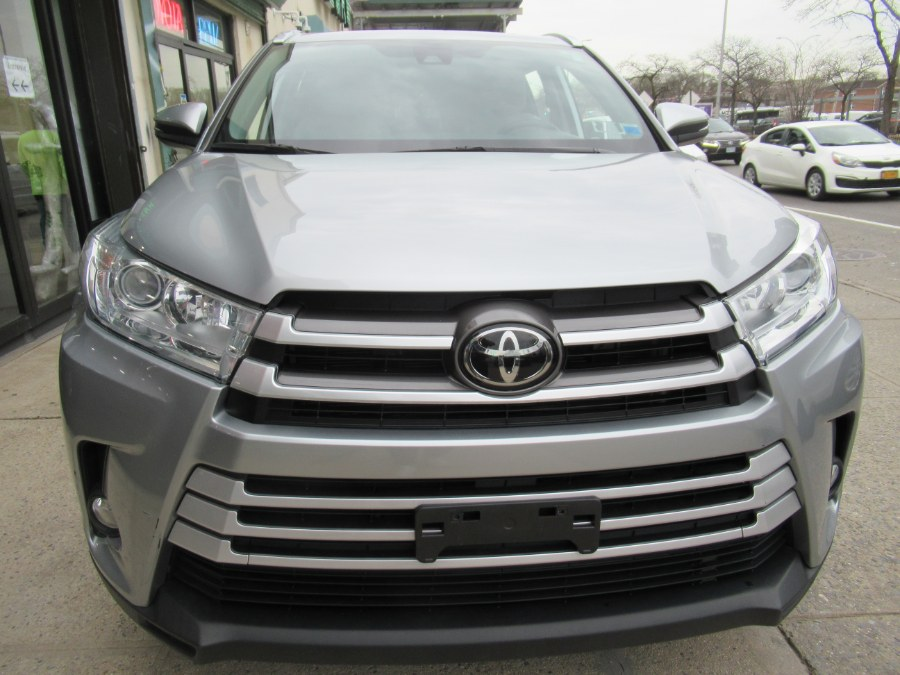 Used Toyota Highlander XLE V6 AWD (Natl) 2018 | Pepmore Auto Sales Inc.. Woodside, New York