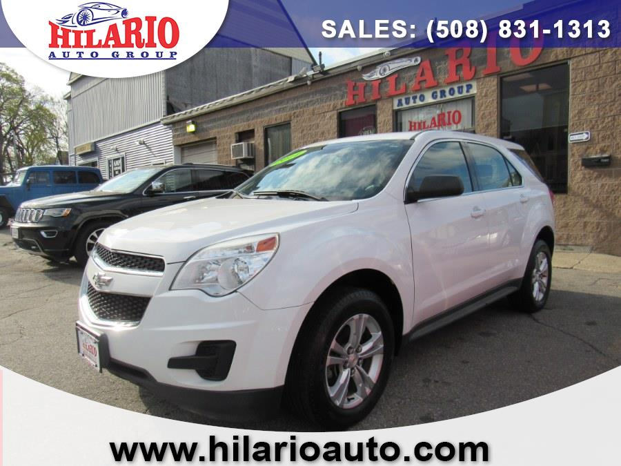 Used 2014 Chevrolet Equinox in Worcester, Massachusetts | Hilario's Auto Sales Inc.. Worcester, Massachusetts