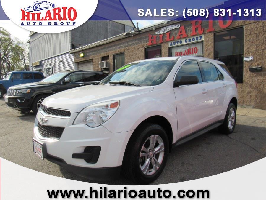 Used Chevrolet Equinox LS 2014 | Hilario's Auto Sales Inc.. Worcester, Massachusetts