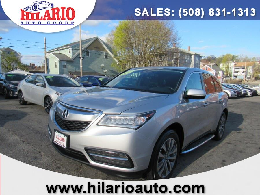 Used 2014 Acura MDX in Worcester, Massachusetts | Hilario's Auto Sales Inc.. Worcester, Massachusetts