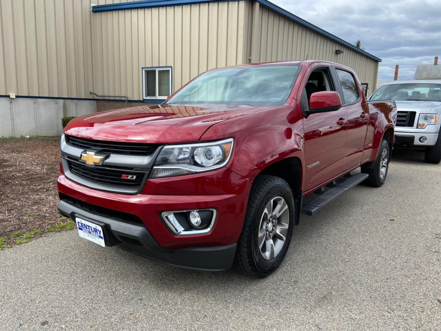 """Used Chevrolet Colorado 4WD Crew Cab 140.5"""" Z71 2019 