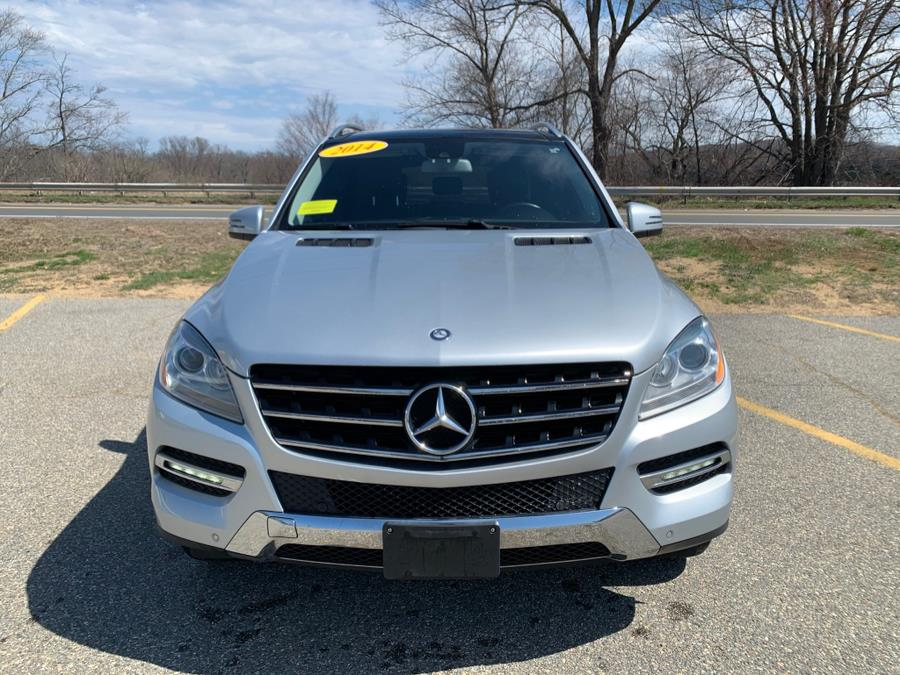 Used Mercedes-Benz M-Class 4MATIC 4dr ML350 2014 | Danny's Auto Sales. Methuen, Massachusetts