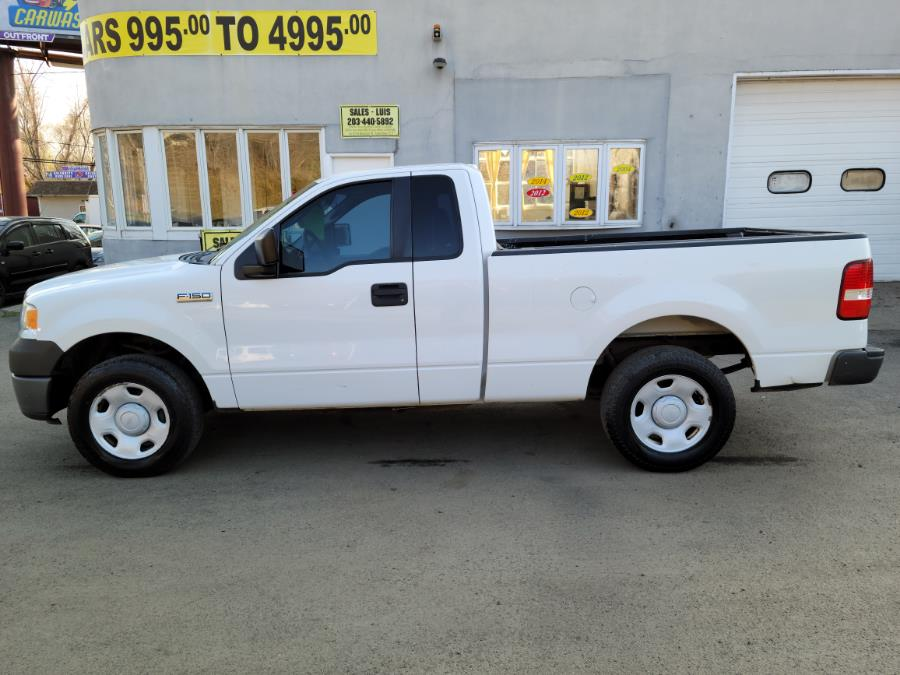 Used 2008 Ford F-150 in Meriden, Connecticut | Cos Central Auto. Meriden, Connecticut