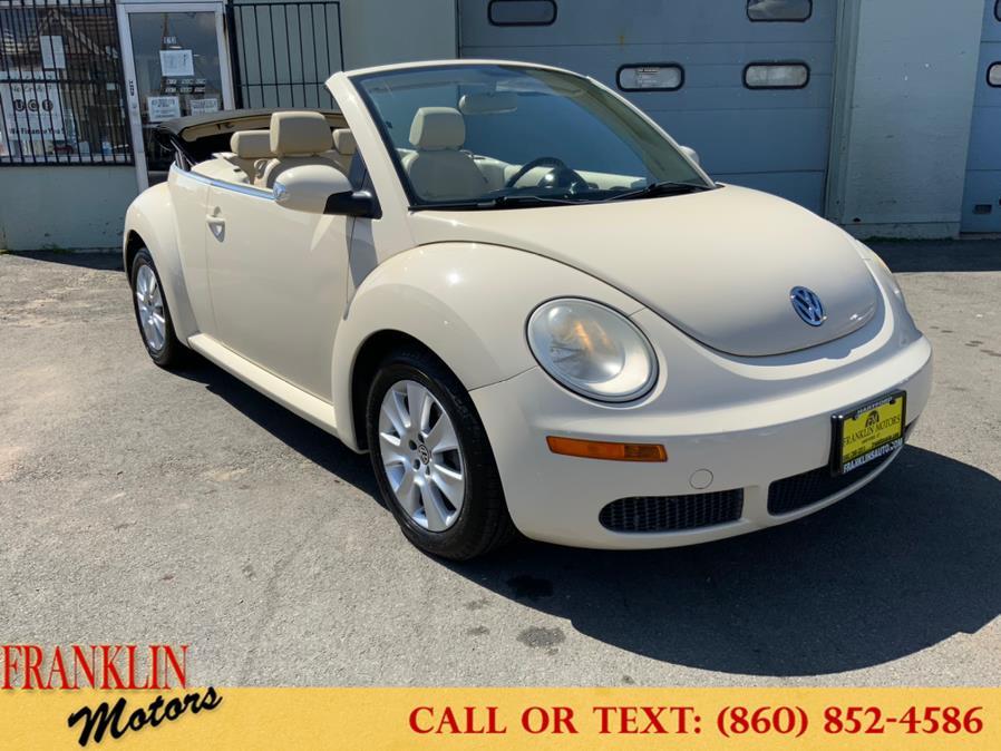 Used 2010 Volkswagen New Beetle Convertible in Hartford, Connecticut | Franklin Motors Auto Sales LLC. Hartford, Connecticut