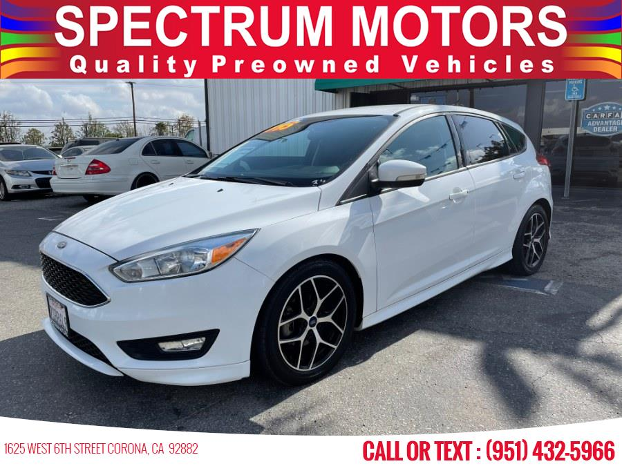 Used 2016 Ford Focus in Corona, California | Spectrum Motors. Corona, California