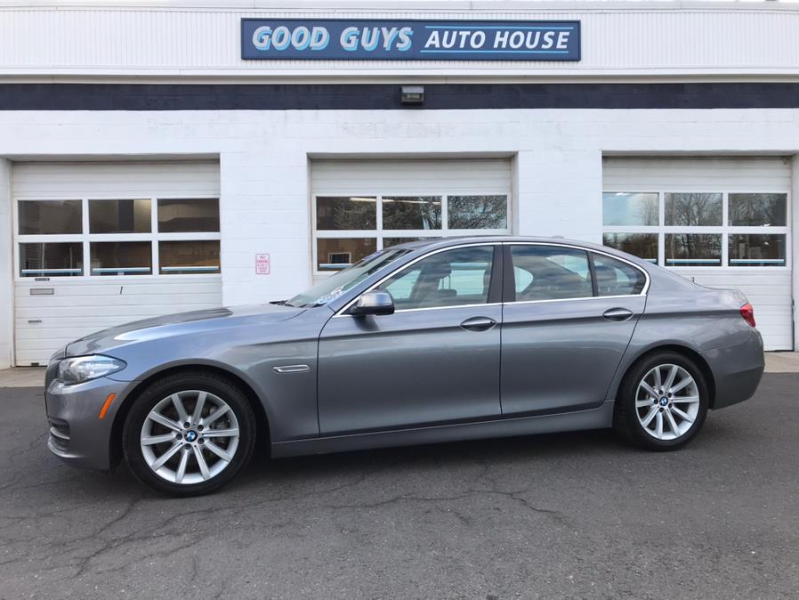 Used 2014 BMW 5 Series in Southington, Connecticut | Good Guys Auto House. Southington, Connecticut