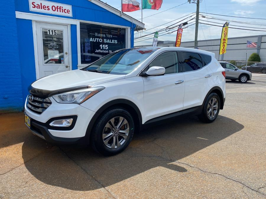 Used 2013 Hyundai Santa Fe Sport in Stamford, Connecticut | Harbor View Auto Sales LLC. Stamford, Connecticut