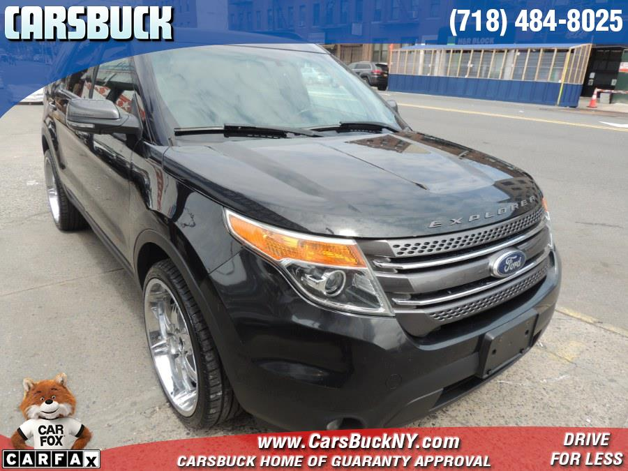 Used Ford Explorer 4WD 4dr XLT 2015 | Carsbuck Inc.. Brooklyn, New York