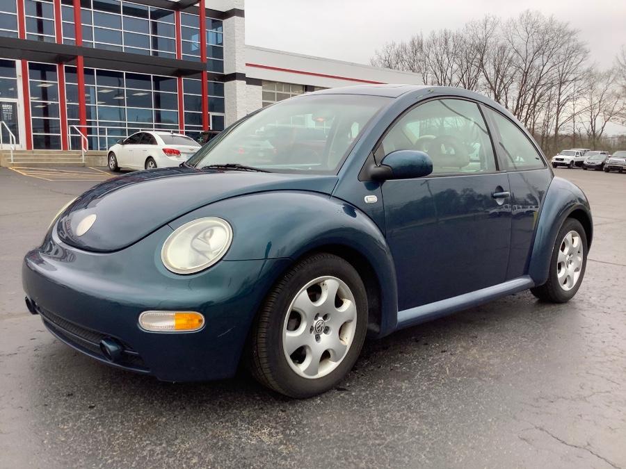 2002 Volkswagen New Beetle GLS photo
