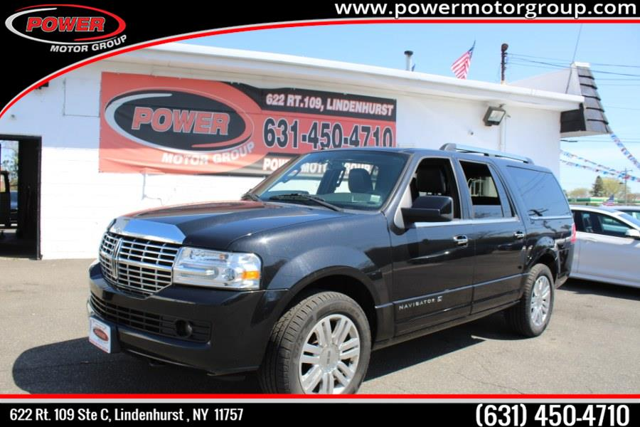 Used 2013 Lincoln Navigator L in Lindenhurst , New York | Power Motor Group. Lindenhurst , New York