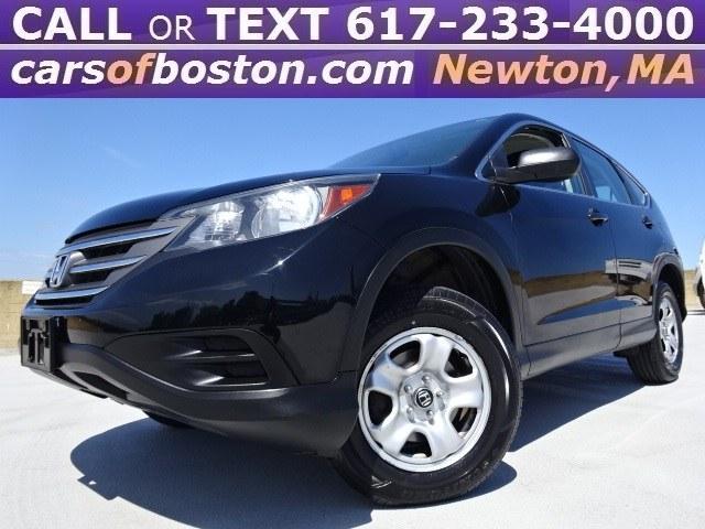 Used Honda CR-V AWD 5dr LX 2014 | Motorcars of Boston. Newton, Massachusetts