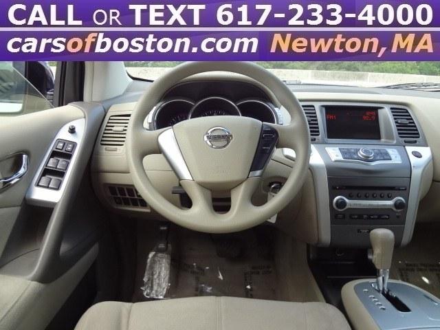 Used Nissan Murano AWD 4dr SV 2014   Motorcars of Boston. Newton, Massachusetts