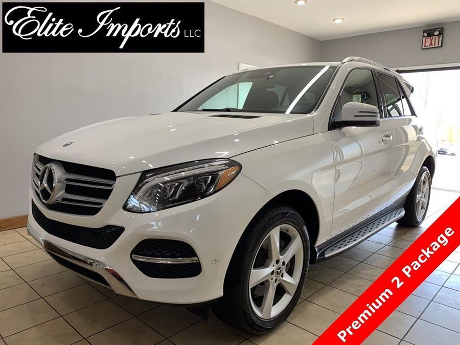 Used Mercedes-benz Gle GLE 350 2018 | Elite Imports LLC. West Chester, Ohio