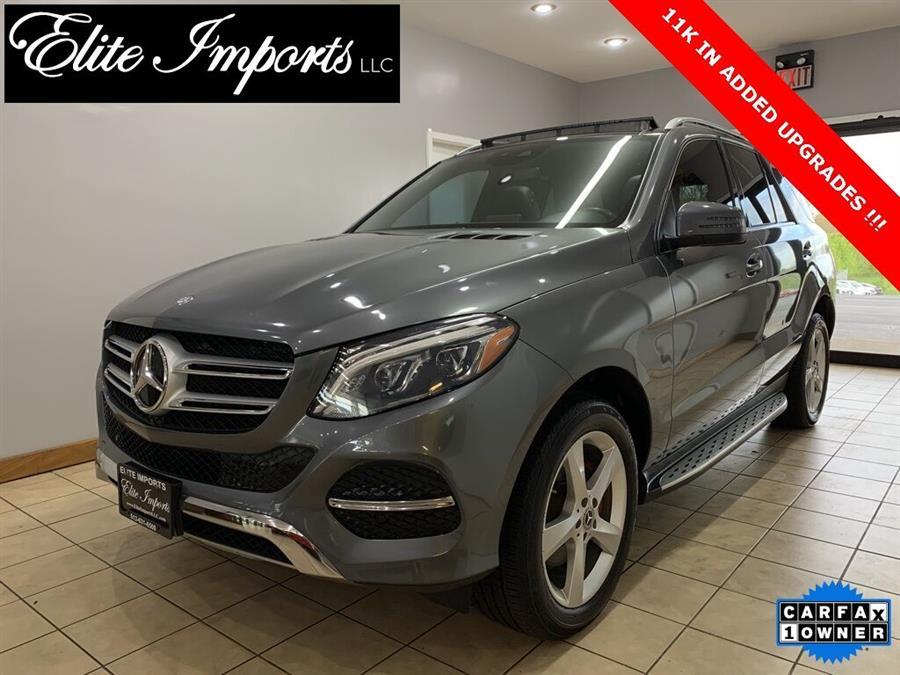 Used Mercedes-benz Gle GLE 350 2017 | Elite Imports LLC. West Chester, Ohio