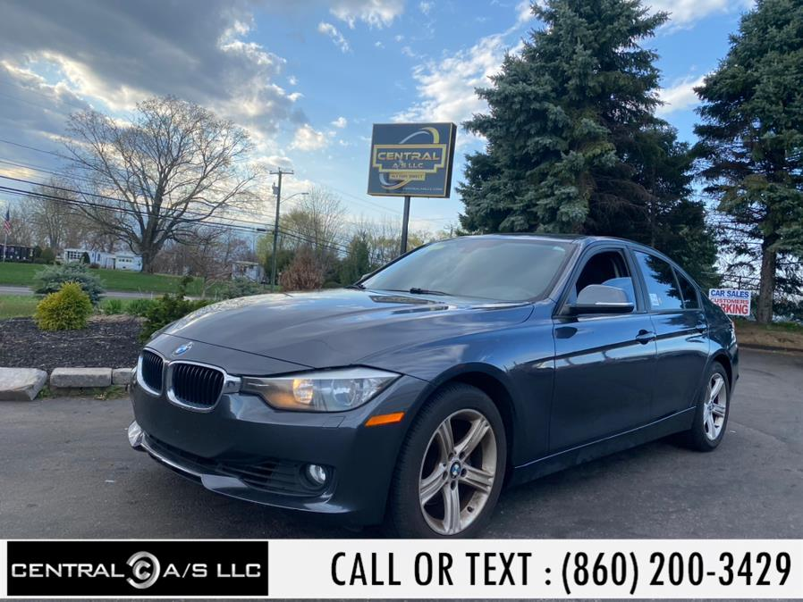 Used BMW 3 Series 4dr Sdn 328i xDrive AWD SULEV 2013 | Central A/S LLC. East Windsor, Connecticut