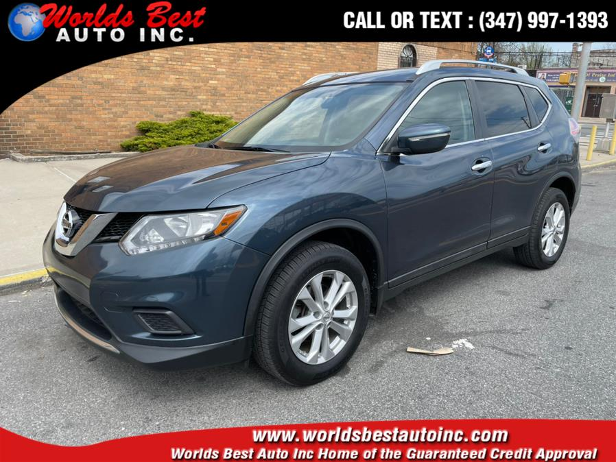 Used 2014 Nissan Rogue in Brooklyn, New York