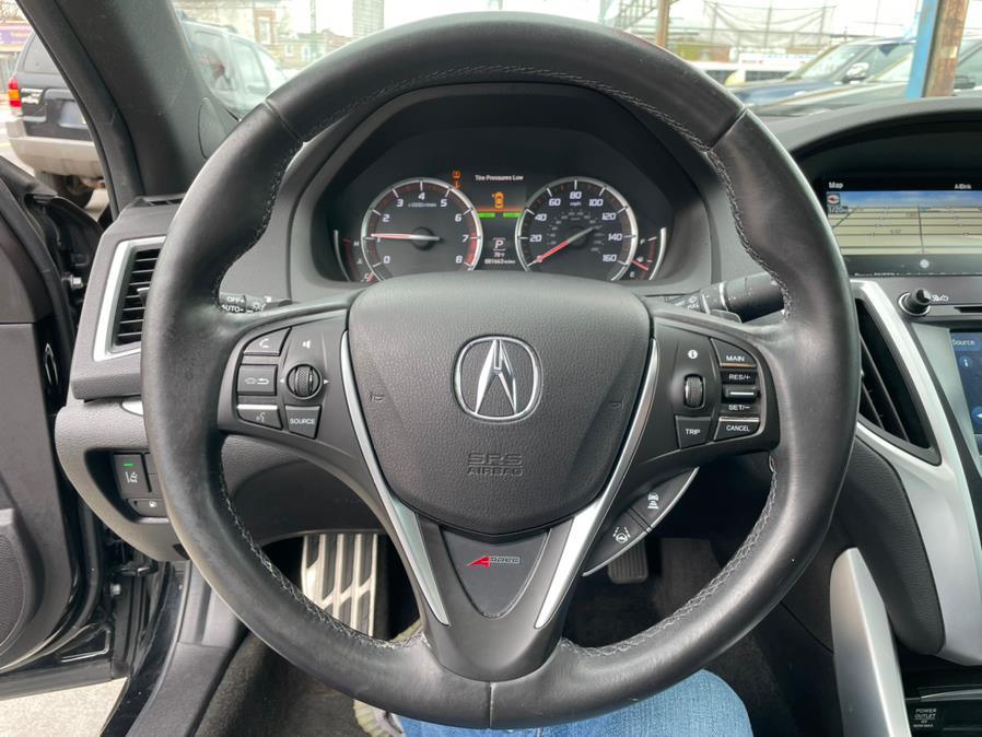 2018 Acura TLX 3.5L FWD w/A-SPEC Pkg, available for sale in Brooklyn, NY