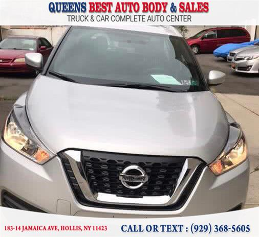 Used 2019 Nissan Kicks in Hollis, New York | Queens Best Auto Body / Sales. Hollis, New York