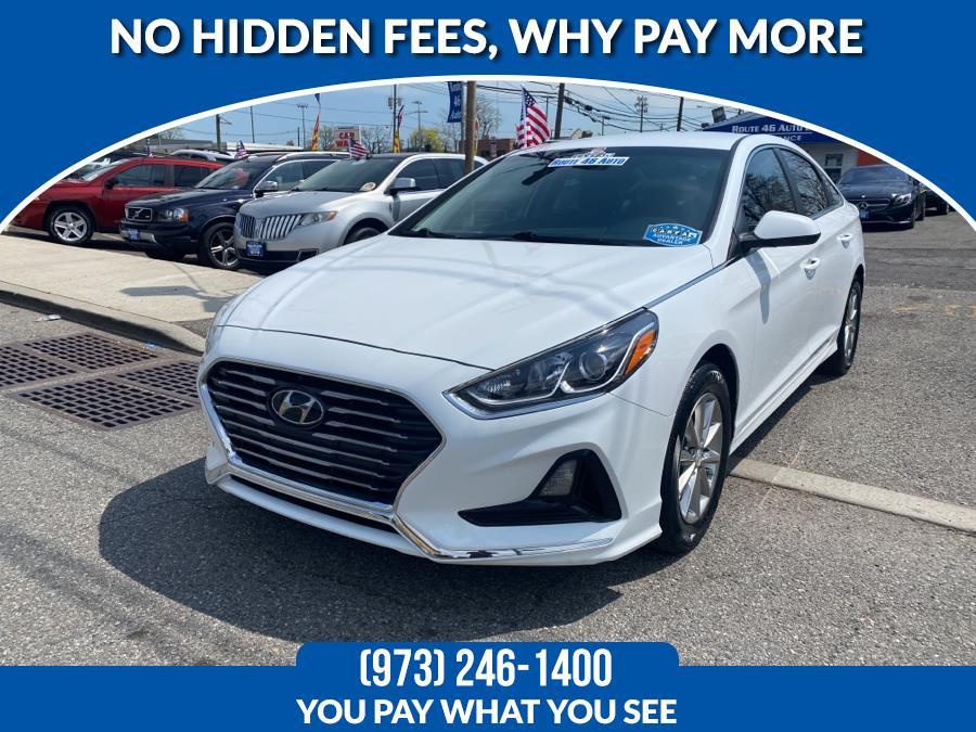 Used 2018 Hyundai Sonata in Lodi, New Jersey | Route 46 Auto Sales Inc. Lodi, New Jersey