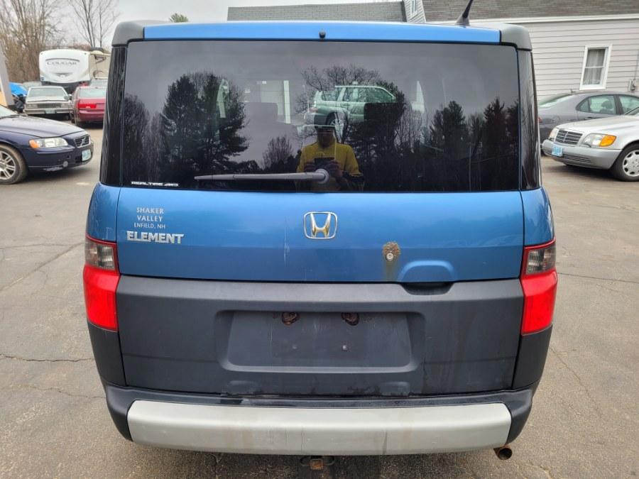 Used Honda Element 4WD 5dr Auto LX 2008 | ODA Auto Precision LLC. Auburn, New Hampshire