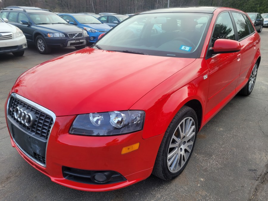 Used 2008 Audi A3 in Auburn, New Hampshire | ODA Auto Precision LLC. Auburn, New Hampshire