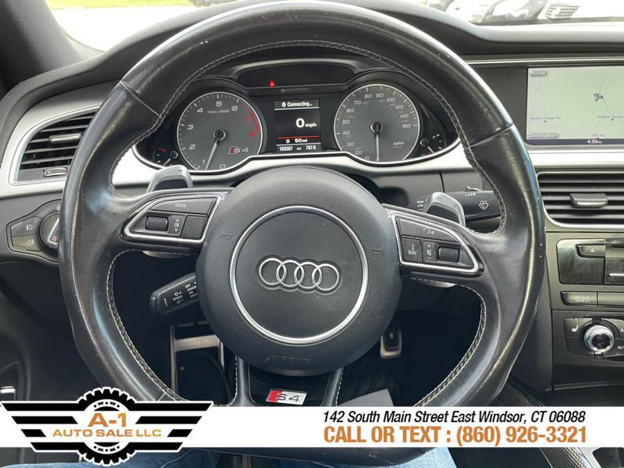 Used Audi S4 4dr Sdn S Tronic Premium Plus 2015 | A1 Auto Sale LLC. East Windsor, Connecticut