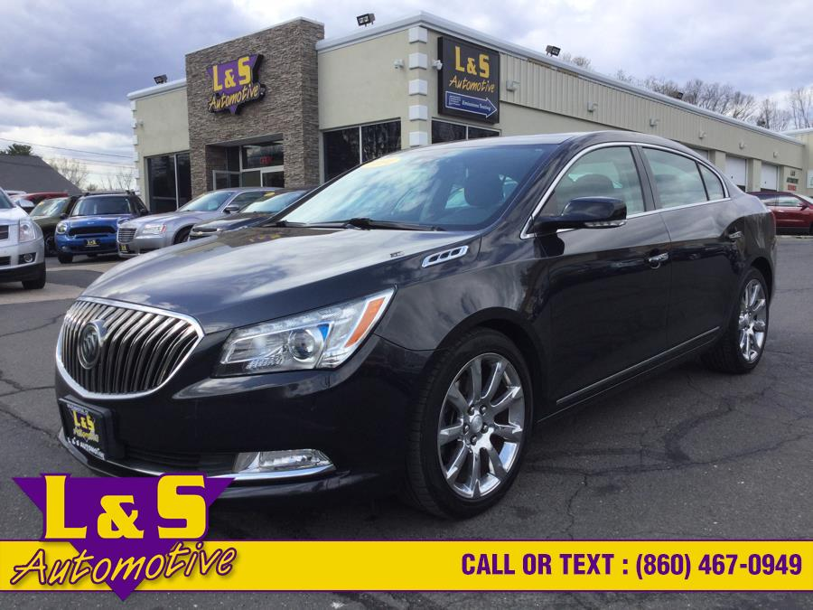 Used 2014 Buick LaCrosse in Plantsville, Connecticut | L&S Automotive LLC. Plantsville, Connecticut
