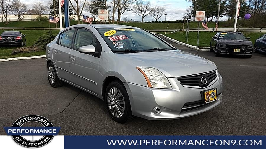 Used Nissan Sentra 4dr Sdn I4 CVT 2.0 SR 2011 | Performance Motorcars Inc. Wappingers Falls, New York